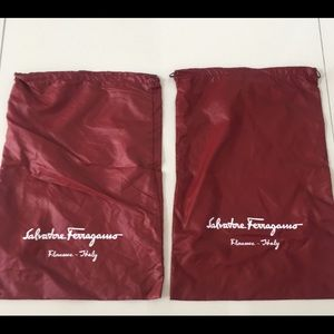Ferragamo Salvatore 2Bags  For Any Shoes unisex